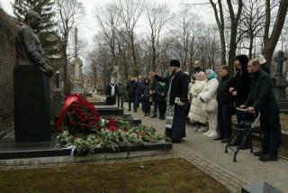 В Петербурге почтили память Вадима Тюльпанова